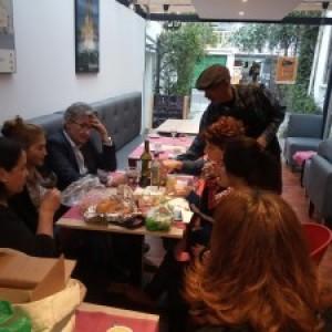 El cafè Gaudí, la cafetería del Casal, ya está en marcha!