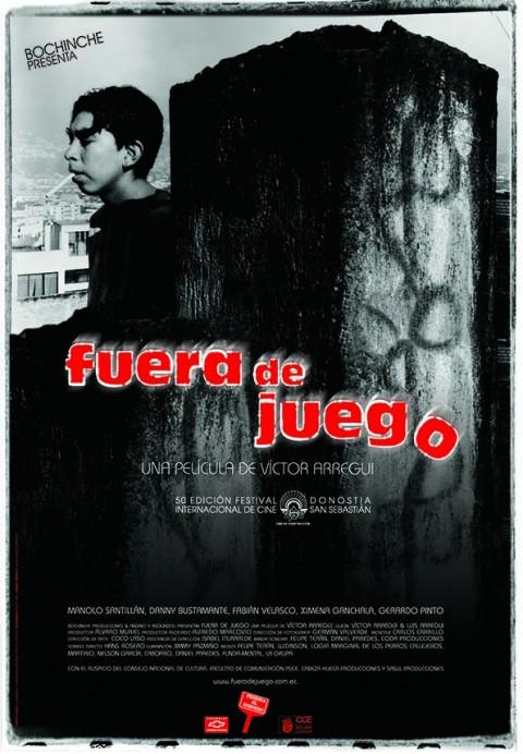 14 de mayo/ maig cine Casal FUERA DE JUEGO