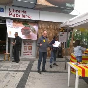 Colecta solidaria para Miquel -ampliación de plazo hasta martes 23 de junio