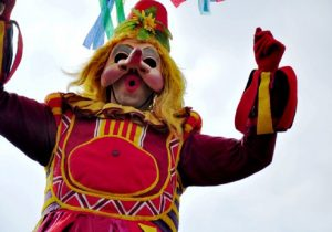 Xocolata i contes...carnaval!