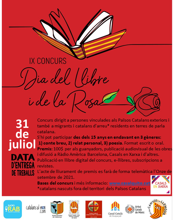 cartell concurs literari en català 2021